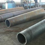 Seamless conical steel pipe