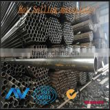 Factory Rock Bottom Galvanized Steel Round Pipe Sizes For Gas Pipe From Shanghai Supplier