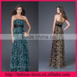 A-line Straightline Neckline Sleeveless Chiffon with Sash Plus Size Floor Length Evening Dress
