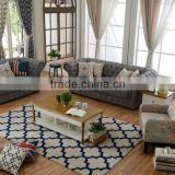 living room furniture FABRIC SOFA