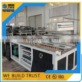 plastic drainage board making machine/plastic drainage board extrusion machine/plastic drainage board production line