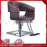 Hot sale!!! Hairdressing chair wholesale barber chair price ,used salon chairs sales cheap