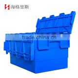 Warehouse Stackable Storage Plastic Bin Box