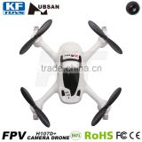 Hubsan H107D+ FPV X4 Plus With 720P 2MP Wide Angle HD Camera Altitude Hold Mode RC Quadcopter RTF
