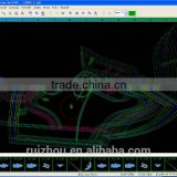 RUIZHOU CAD Shoes Design and Grading Software
