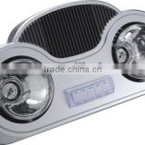 Wall Mounted Bathroom heater lingpu AO-FB03 /3 in 1 functions/infrared lamp heater/light/fan