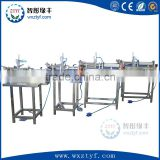 semi-automatic Liquid and cream Horizontal and vertical Pneumatic electrical Filling Machine