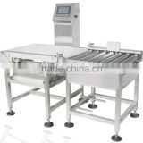 Stainless Steel production line automatic can/Bottles/bags online weight checking machine /Check Weigher /Weight Checker