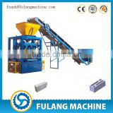 QTF4-24 OEM Accept manual quality small-scale perlite non-sintered block machine                                                                         Quality Choice