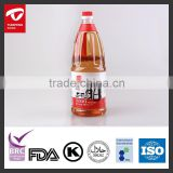 Different packing size Japanese sushi vinegar hot sell with excellent quality