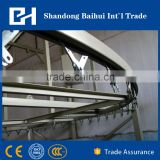 Factory Price Electrostatic powder coating line/Powder Coating System from Alibaba Gold Supplier