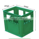 Plastic beer basket mould/bottle crate