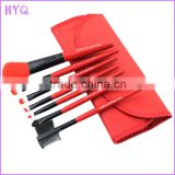 Professional Makeup Brush Set 7pcs/set makeup brushes with bag 9 Colors