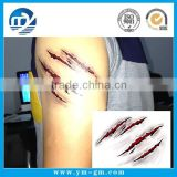 Halloween skin tattoo sticker supply in china                                                                         Quality Choice