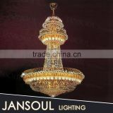 architectural design chinese wholesale suppliers vintage lighting fittings gold large pendant light