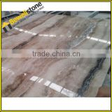 Features wall decor translucent bamboo onyx, backlit bamboo onyx composited glass made in China