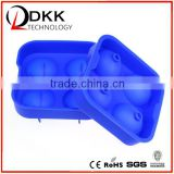 DKK-B002 Wholesale silicone fairy ice cube tray , factory price safe food graded ice cube molds