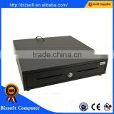 Bizsoft cash drawer with cash drawer lock for pos cash drawer with high quality of CS-POS 405B