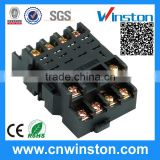 PTF14A General Purpose 14 PIN 300VAC 10A Connecting Electric Contact Relay Socket with CE