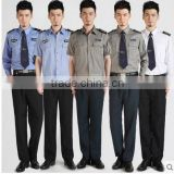 Security Guard Uniforms suit short-sleeved summer shirt dress shirt long sleeve onsite security security security guard uniforms