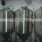 Electric heating hotel beer brewing system