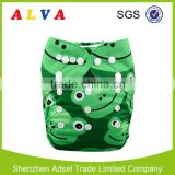 2016 Alva Cloth Nappies China Baby Cloth Diapers Factory in China