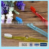 Promotion clear toothbrush bristle teeth gap toothbrush for middle east market