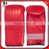 Professional Junior Bag Gloves, Leather Bag Mitts for Adults