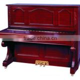 Solid wood Upright piano UP126B2 Antique style