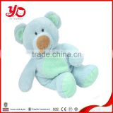 China factory direct sale custom made cute stuffed plush bear teddy