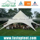 2015 High Qualilty Waterproof Fire-retardant Star Shade Tent for Camping with dimensio of 20m