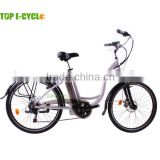 China Green Power Supply Green Power Electric City Bike                                                                         Quality Choice