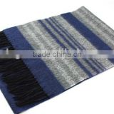 2015 latest Split joint Wool Scarf with fringe