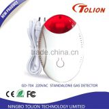Low Price Household Combustible Gas Leak Detector With Shut-Off Valve