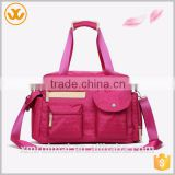 Chinese products wholesale cheap nylon waterproof baby diaper bags