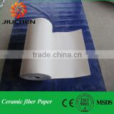 refractory 2mm ceramic fibre paper for pottery kiln