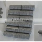 316L Little Cylinder Metal Wire Mesh Filter Elements