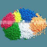 recycled pvc plastic pellet for using injection molding