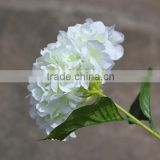 Wholesale artificial white hydrangea bulk large silk flowers                                                                         Quality Choice