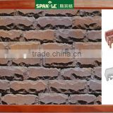 artificial decorate faux brick interior wall paneling