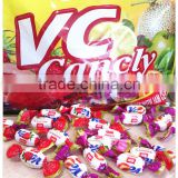 Yake 500g wholesale hard candy bar with VC