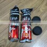 shisha charcoal 50mm tablets long burning time