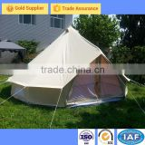 5M cotton canvas waterproof bell tent