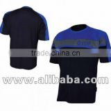 T-Shirts Custom promotional printed t-shirt with round neck for advertising sleeve men t-shirt