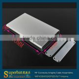 "aluminum enclosure box Case -4.33""*2.60""*0.63""(L*W*H) aluminum lighting stage box truss"
