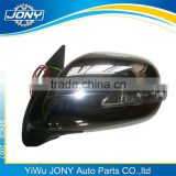 Body parts car mirror for TOYOTA HIACE 2005-2014 eletric side mirror black