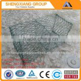 stone basket/gabion wire mesh/hexagonal wire mesh made in China /Gabions Application and Square Hole Shape box bastion