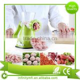 High Quality Multi Function Manual Kitchen Meat Grinder Hand Crank Mincer Sausage Machine