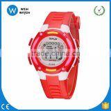 DLW011/New Children Projection Cartoon Watch Boy Girl Gift Christmas Puzzle Electronic Toys 8 Colors LED Digital Watch Kid