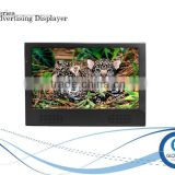18 inch tft lcd screen,1080P full hd indoor advertising screen,shelf mounted digital advertising signs